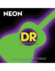Hi-Def NEON™ GREEN 12 akusztikus gitárhúr