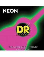 Hi-Def NEON™ PINK 12 akusztikus gitárhúr