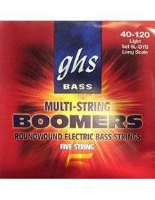 Light BOOMERS 5-húros basszus szett