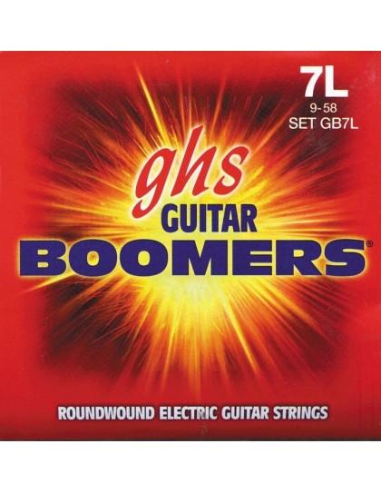BOOMERS 7-húros light húrszett