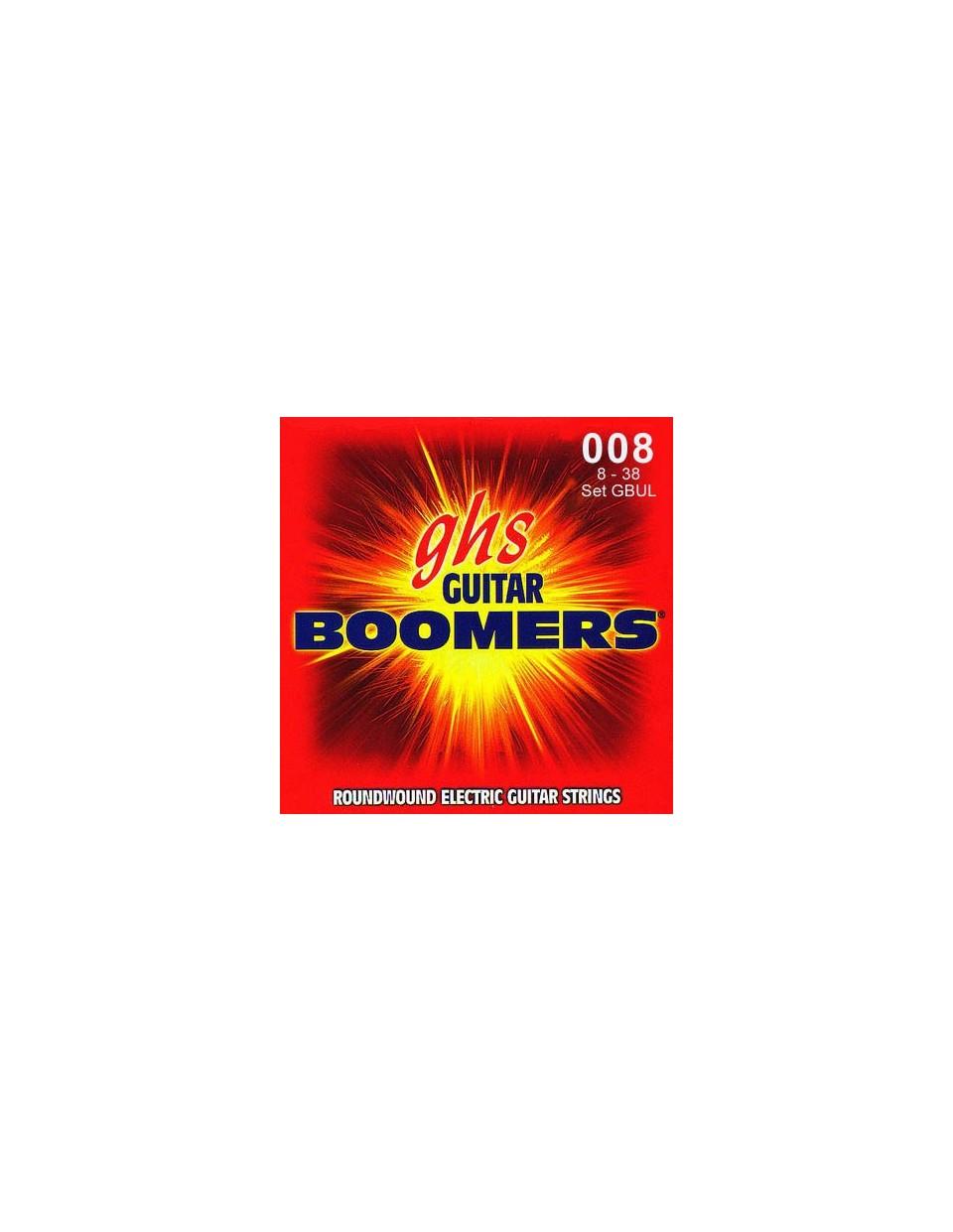 BOOMERS 08-38 elektromos húrszett