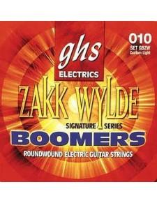 BOOMERS ZAKK WYLDE signatured 10-60 elektromos húrszett