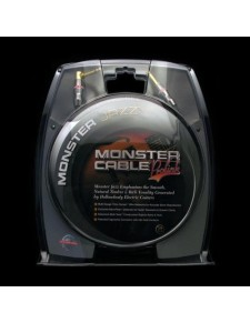 Monster Jazz 3,6m-es gitárkábel