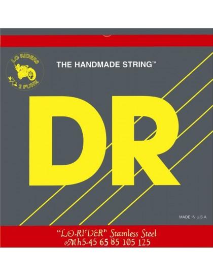 LO-RIDER acél 5-húros basszus szett