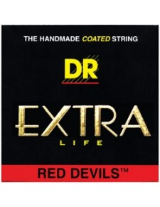 DR Strings K3™ RED DEVILS Red 11 gitárhúr