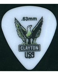 Clayton Acetal Standard 0,63mm