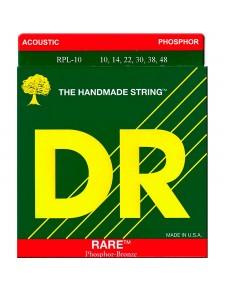 DR Strings RARE 10 akusztikus húrszett