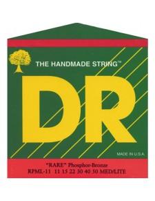 DR Strings RARE 11 akusztikus húrszett