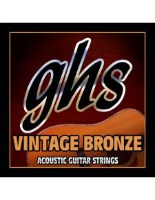 GHS Vintage Bronze 10-46 akusztikus húrszett