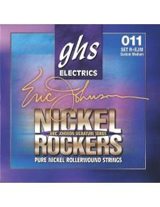 GHS Eric Johnson 11-52 elektromos húrszett