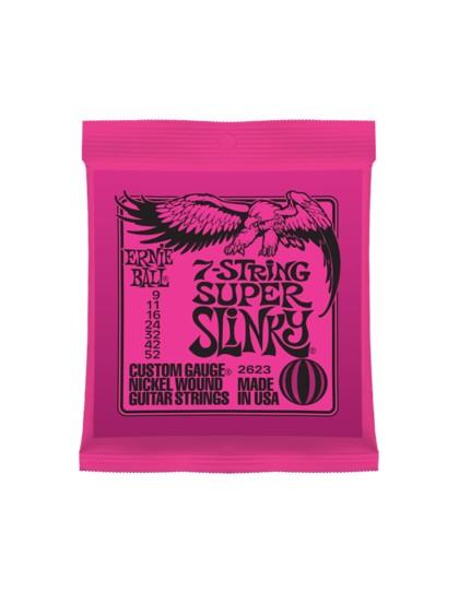 Super Slinky 09-52 7-húros elektromos húrszett
