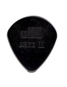 "Dunlop Jazz II black ""Stiffo"" 1,18 mm pengető"