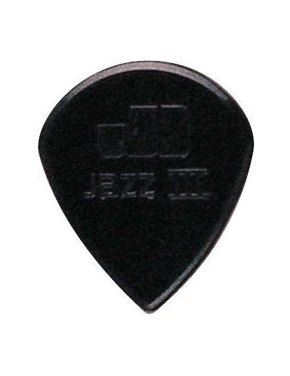 "Dunlop Jazz III black ""Stiffo"" 1,38 mm pengető"