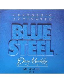 Blue Steel 45-105 4-húros basszus szett