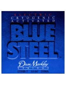 Blue Steel 10-60 7-húros elektromos húrszett