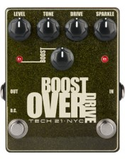 Tech21 Overdrive Metallic pedál