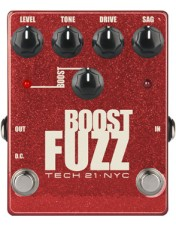 Tech21 Boost Fuzz Metallic gitár pedál