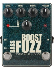 Tech21 Boost Fuzz Bass pedál
