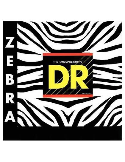 DR Strings ZEBRA 12 húrszett elektroakusztikus gitárhoz