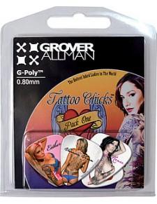 GA Tattoo Chicks, 5db-os csomag