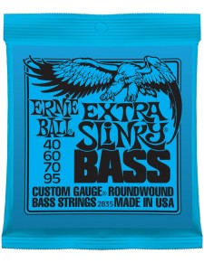 Extra Slinky 4-húros basszus szett