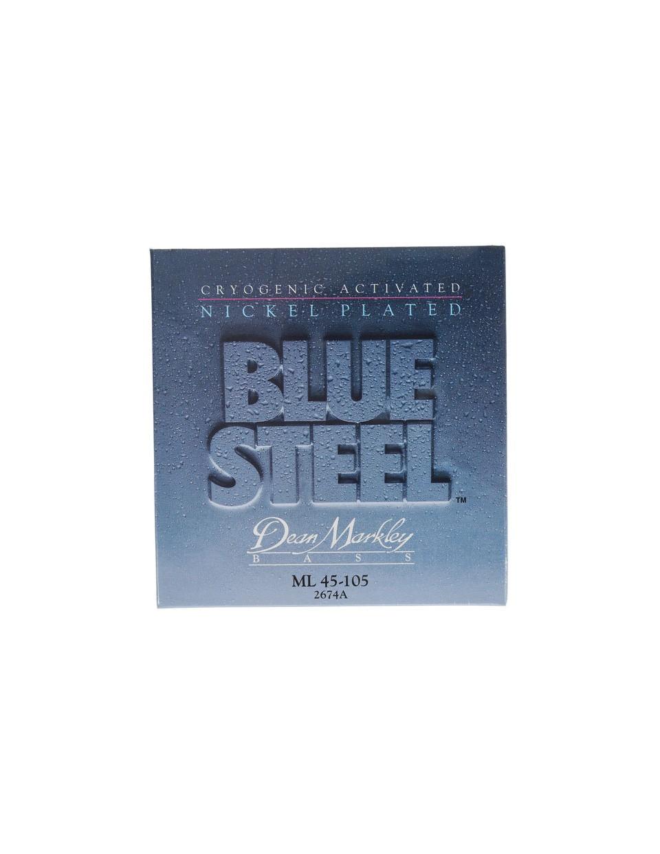 Blue Steel NPS 45-105 4-húros basszus szett