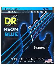 Hi-Def NEON™ BLUE 5-húros basszus szett