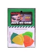 Awe-In-One Folk Debut Pack (4 pengető)