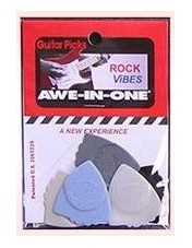 Awe-In-One Rock Vibes Pack (5 pengető)