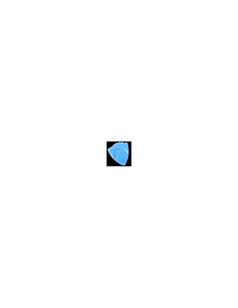 Awe-In-One Rock Licks blue pengető