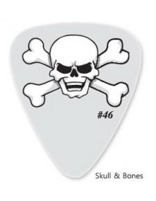 GA Skull & Xbones pengető