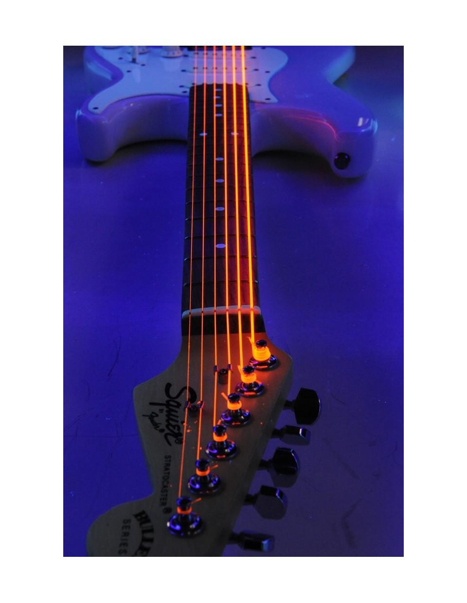 Hi-Def NEON™ ORANGE 10 gitárhúr