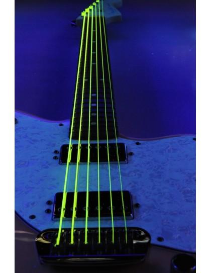 Hi-Def NEON™ YELLOW 10 gitárhúr