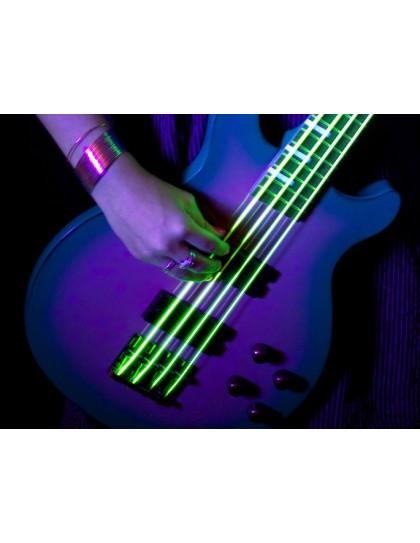 Hi-Def NEON™ GREEN 4-húros basszus szett