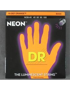 Hi-Def NEON ORANGE 4-húros basszus szett