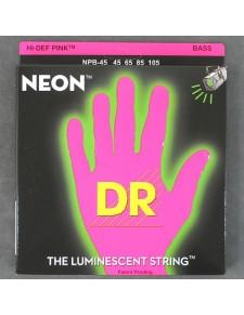 Hi-Def NEON™ PINK 5-húros basszus szett