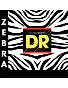 DR Strings ZEBRA 10 húrszett elektroakusztikus gitárhoz
