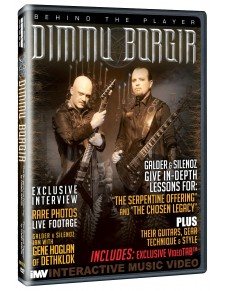 Behind the player DVD: Dimmu Borgir
