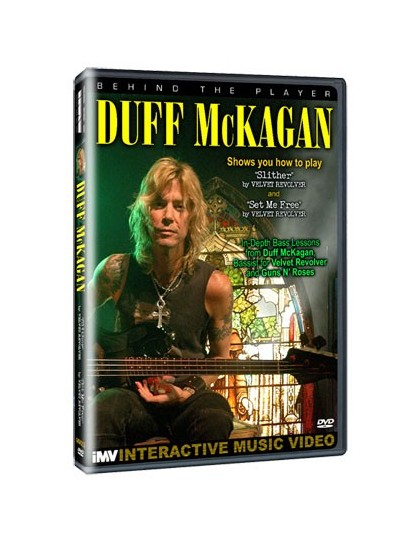 Behind the player DVD: Duff McKagan