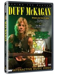 Behind the player DVD: Duff McKagan