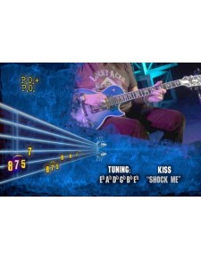 Behind the player DVD: Ace Frehley