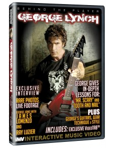 Behind the player DVD: George Lynch