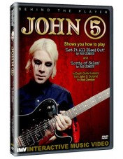 Behind the player DVD: John 5