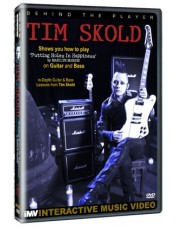 Behind the player DVD: Tim Skold