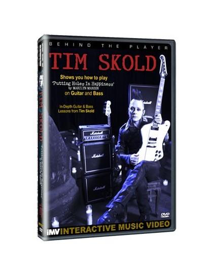 Behind the player DVD: Tim Skold