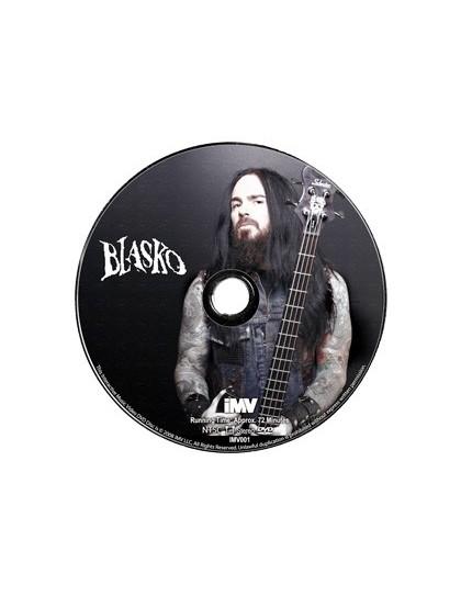 Behind the player DVD: Blasko