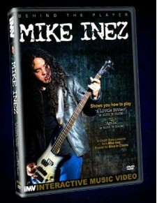 Behind the player DVD: Mike Inez