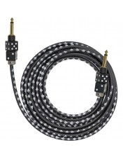 Bullet Cable Dice Connector Black 3,6 m