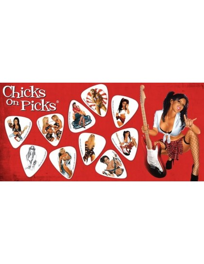 GA Chicks on Picks 4001 pengető
