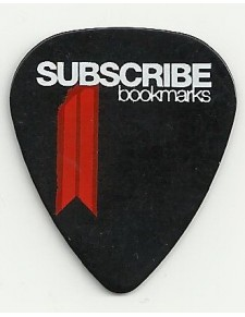 Subscribe Bookmarks black pengető